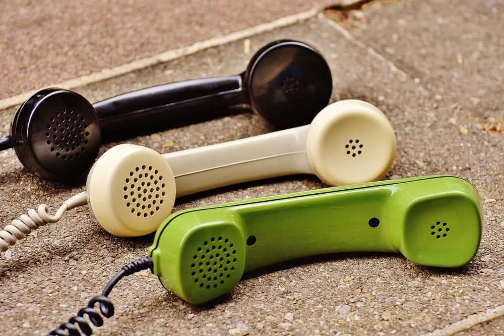 gestion des appels téléphoniques