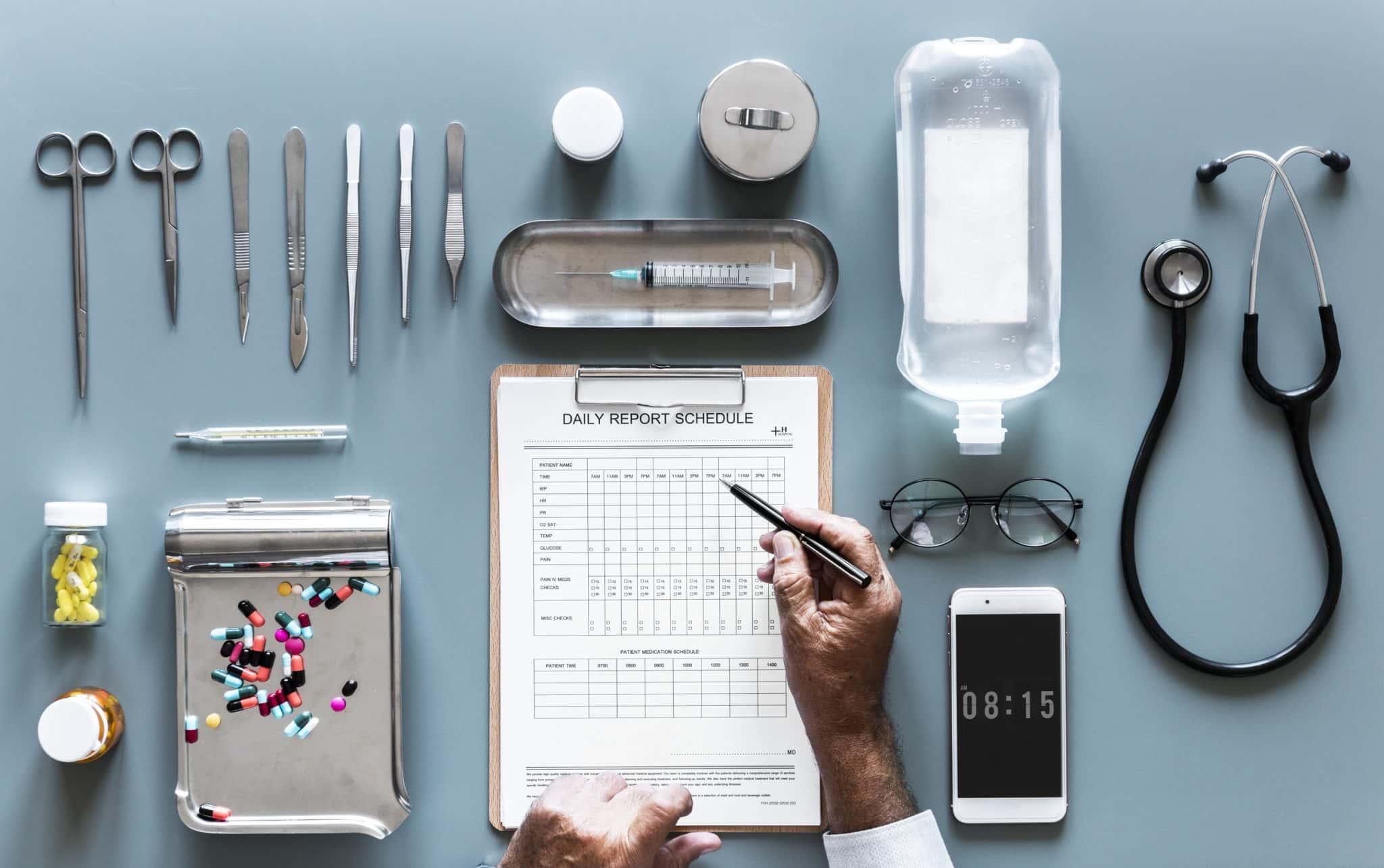 L'accueil téléphonique au service des docteurs et des thérapeutes