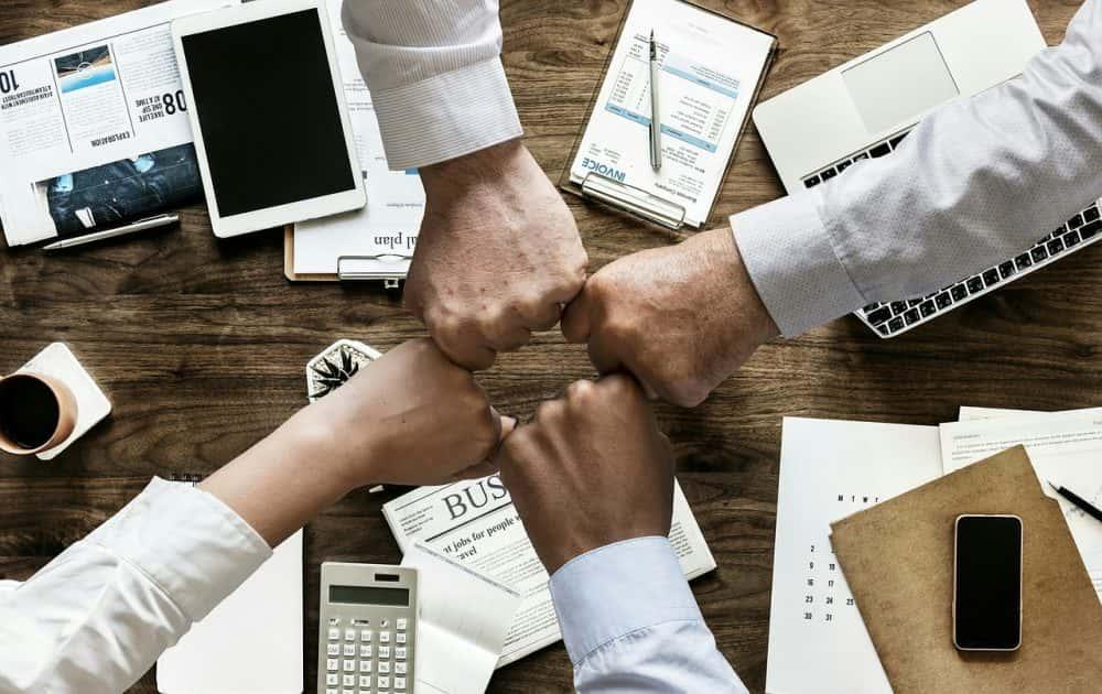 travail en équipe